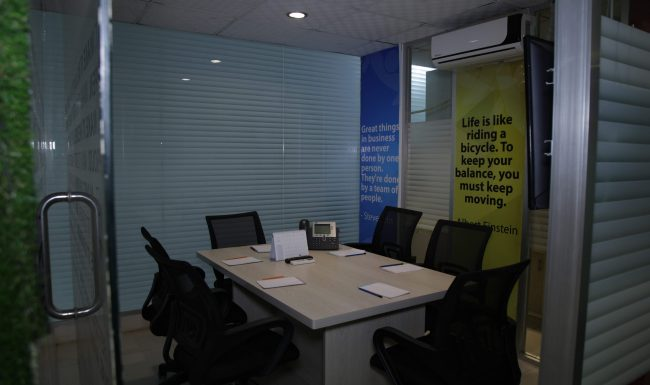 Shared Office Space In Dhaka